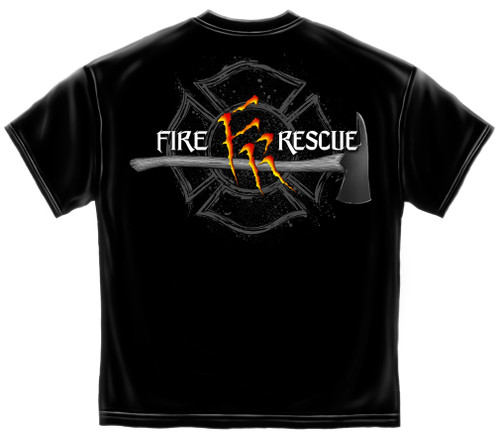 Fire Rescue T-Shirt (FF2066)