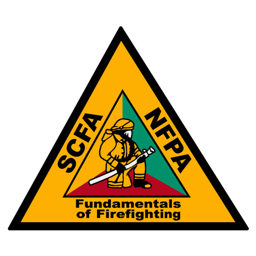 South Carolina Certified Fundamentals of Firefighting Decal