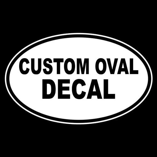 Custom Ovals