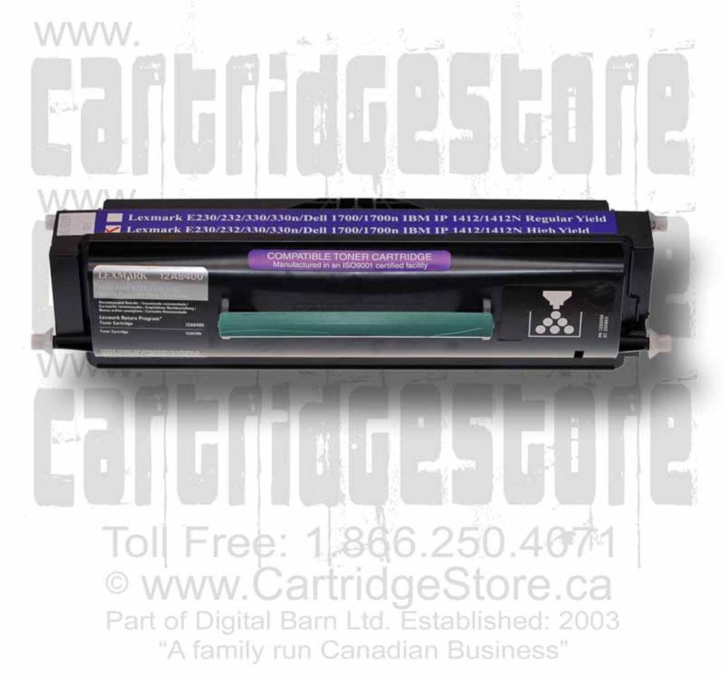 Compatible Dell 1710 Toner Cartridge