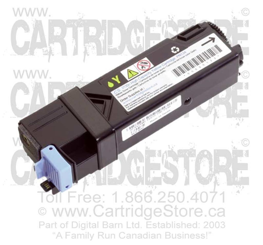 Compatible Dell 2135 Y Toner Cartridge