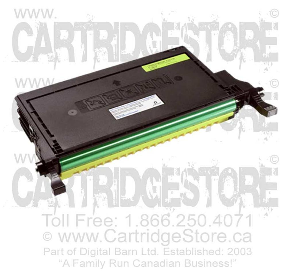 Compatible Dell 2145 Y Toner Cartridge
