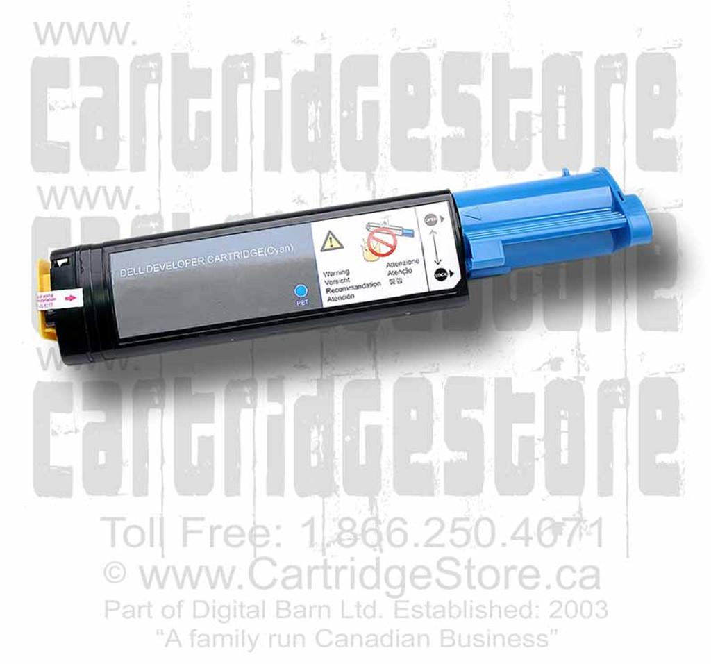 Compatible Dell 3100 C Toner Cartridge