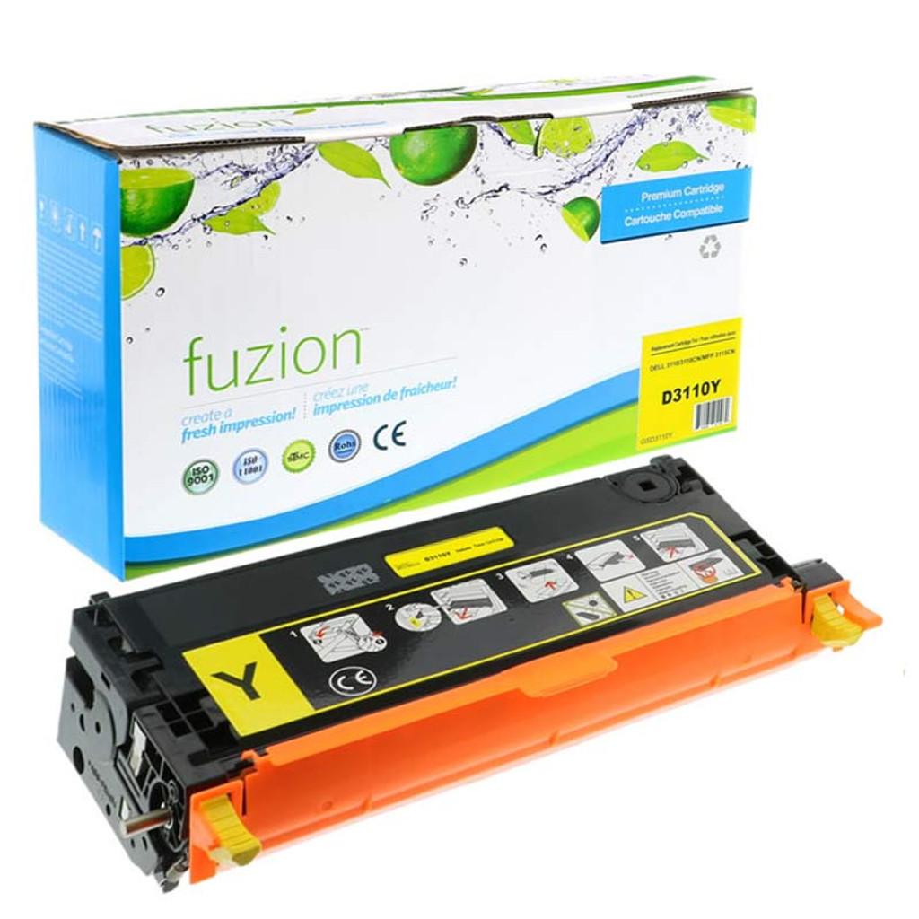 Fuzion Compatible Dell 3110Y Toner Cartridge