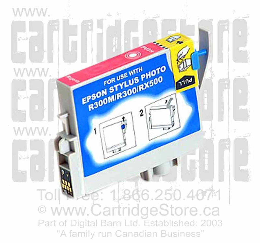 Remanufactured Epson T048320 Ink Cartridge