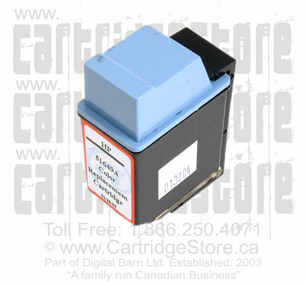 Compatible HP 51649A Ink Cartridge