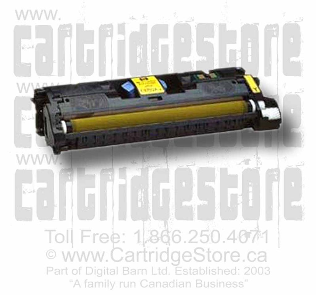 Compatible HP C9702A Toner Cartridge