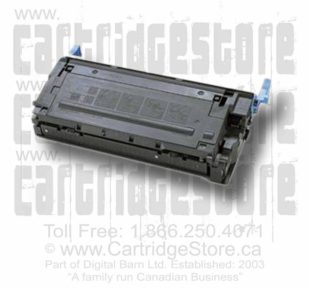 Compatible HP C9720A Toner Cartridge