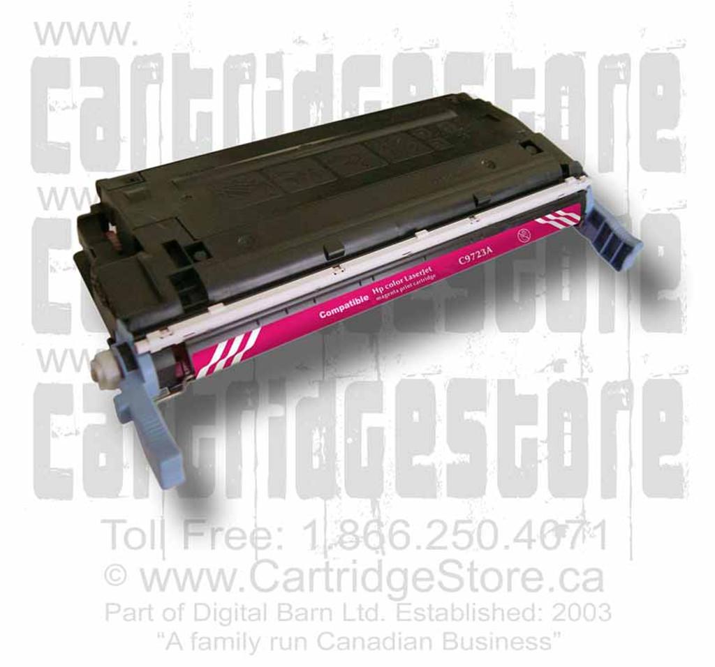 Compatible HP C9723A Toner Cartridge