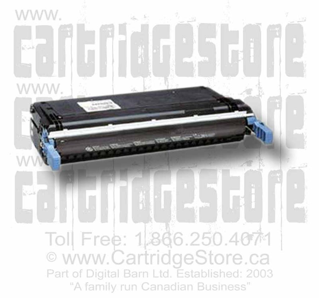 Compatible HP C9730A Toner Cartridge