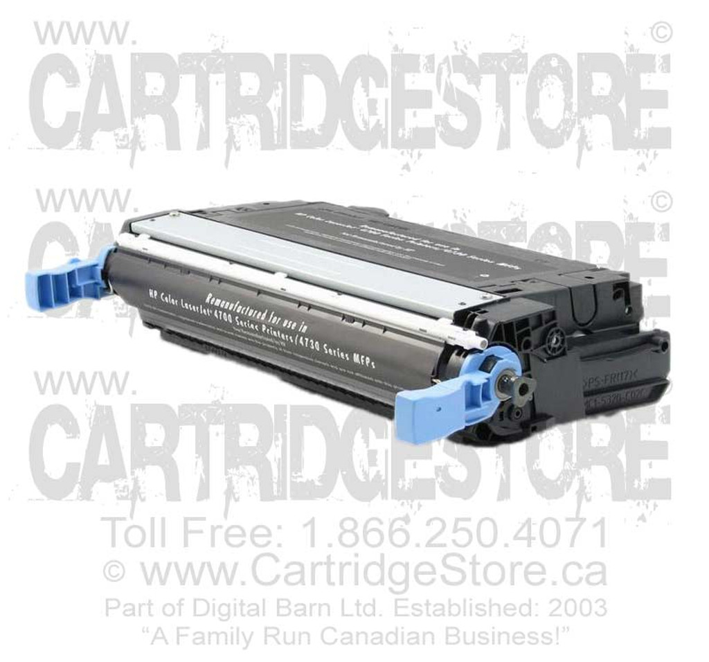 Compatible CB400A Toner for Laserjet HP P4005, P4005N and P4005DN Printers