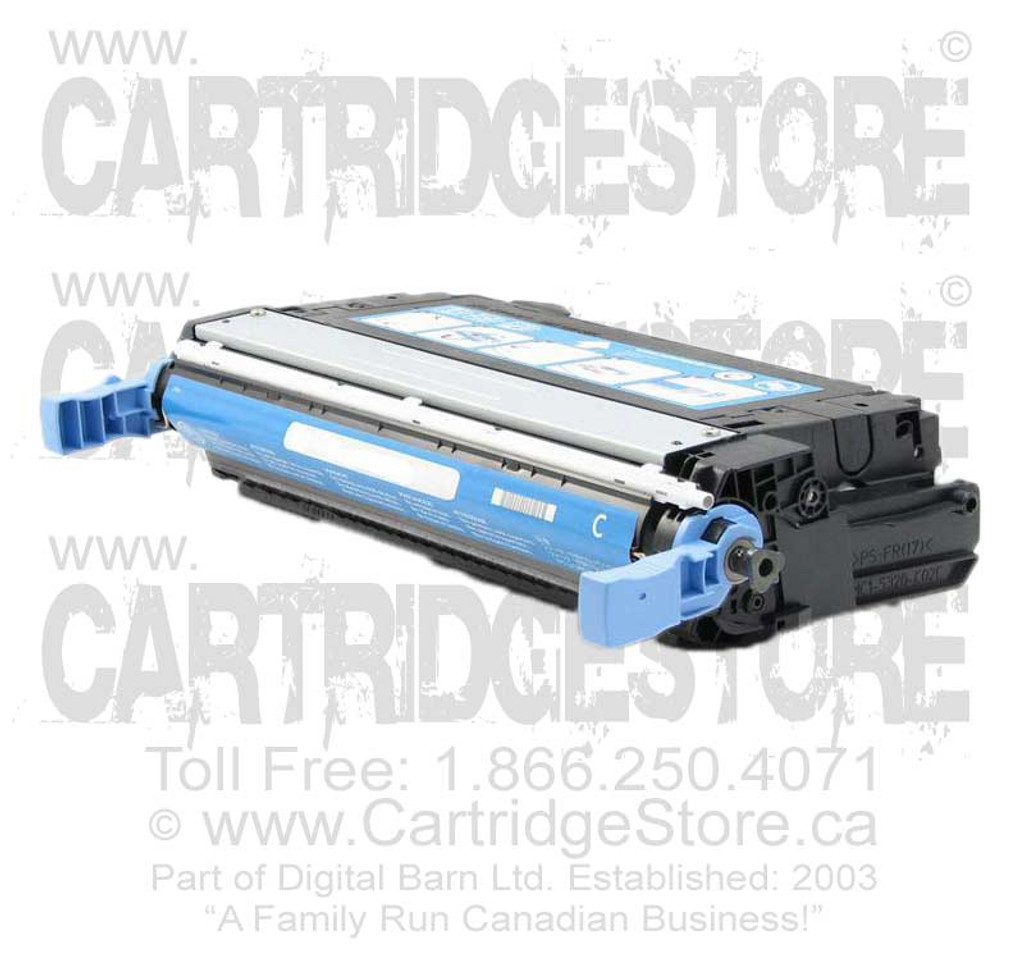 Compatible CB401A Toner for Laserjet HP P4005, P4005N and P4005DN Printers