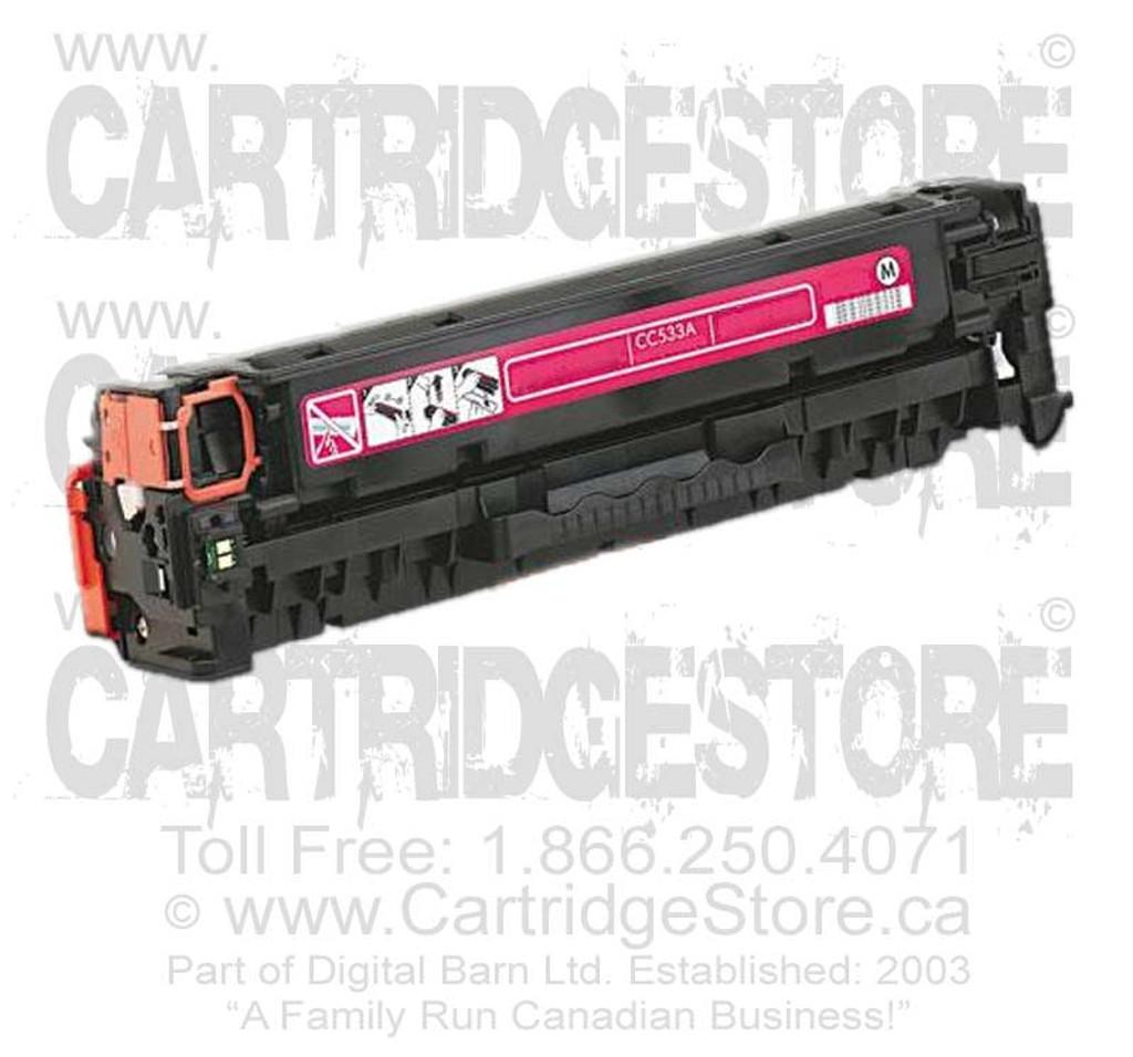 Compatible HP CC533A Toner Cartridge