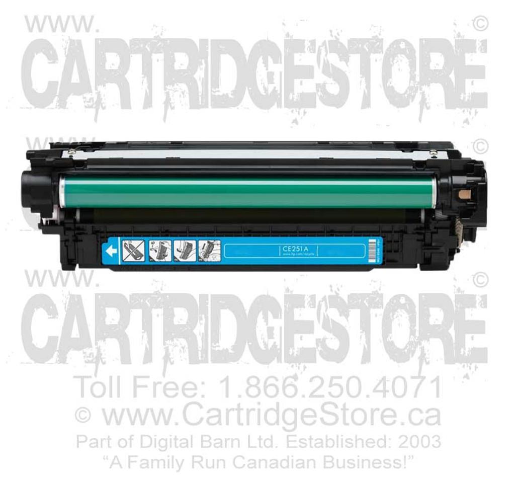 Compatible HP CE251A Toner Cartridge