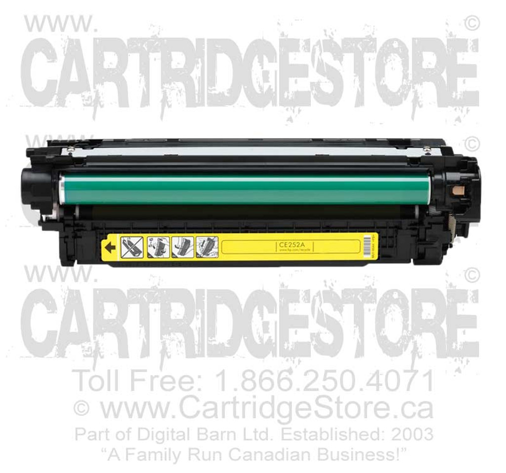 Compatible HP CE252A Toner Cartridge