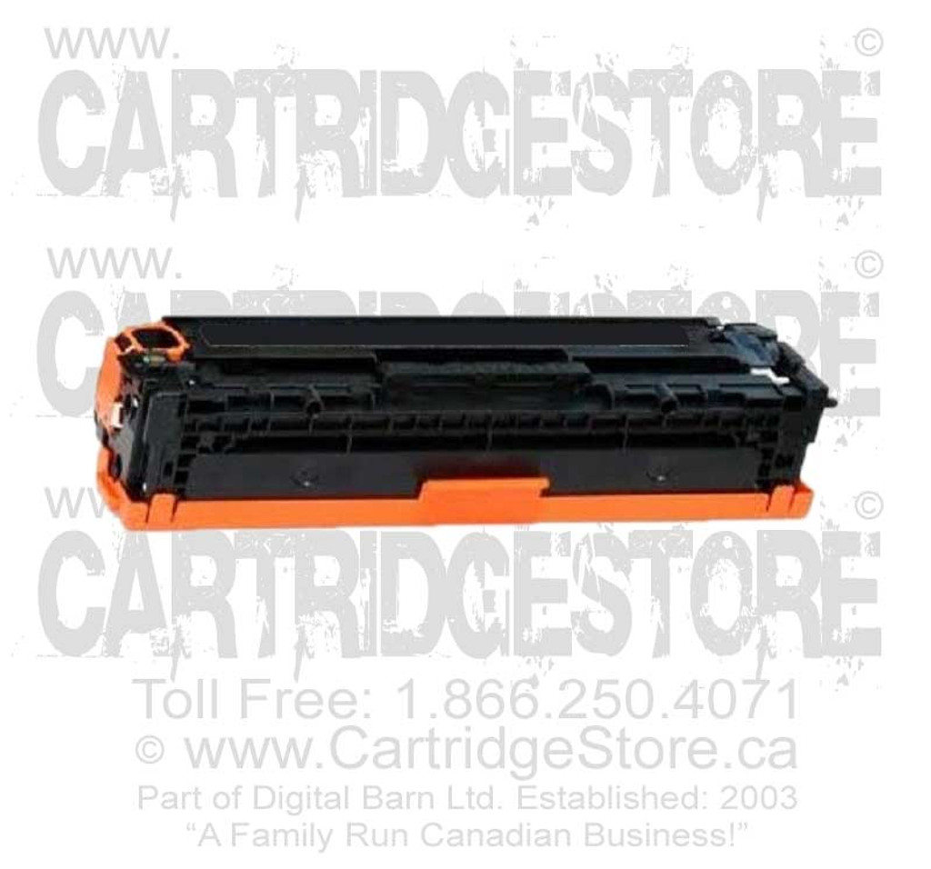 Compatible CE320A Toner for Laserjet HP CM-1415FNW, CP1525NW Printers