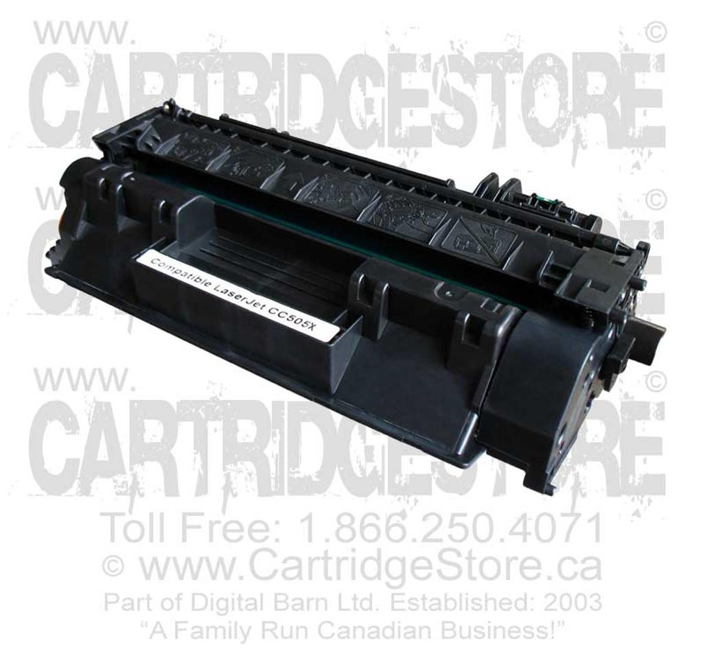 Compatible HP CE505X Toner Cartridge