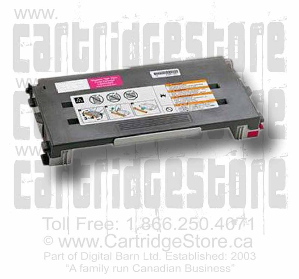 Compatible Lexmark C500 C500H2MG Colour Toner Cartridge