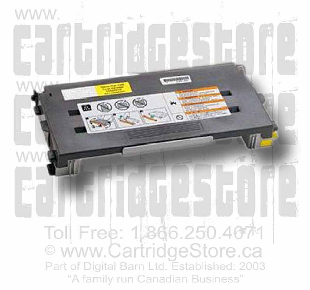 Compatible Lexmark C500 C500H2YG Colour Toner Cartridge