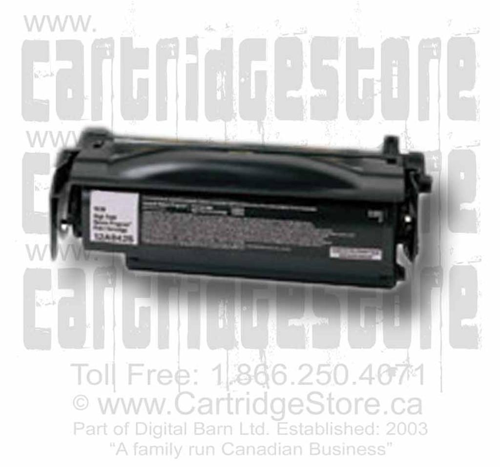 Compatible Lexmark T430 12A8425 Toner Cartridge