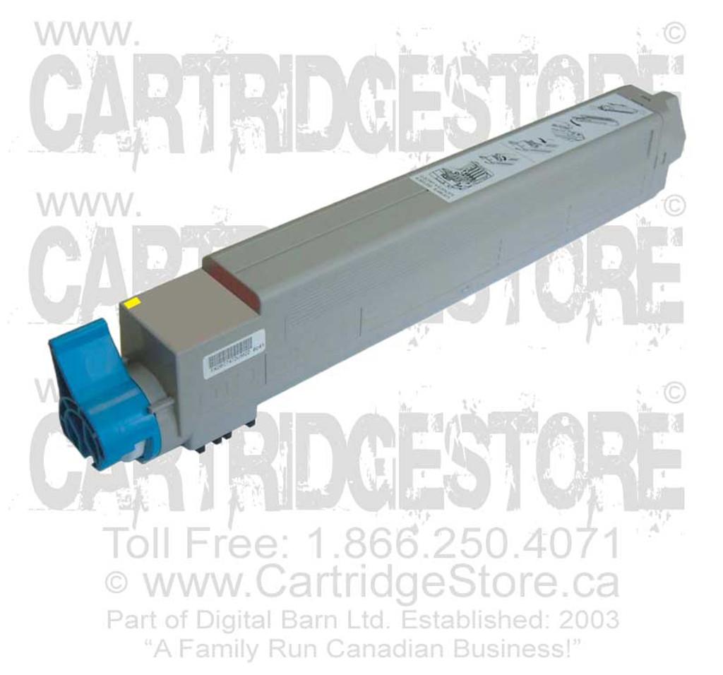 Compatible Oki-42918913 Toner for c9600, c9650, c9800, c9850 Laser Printers