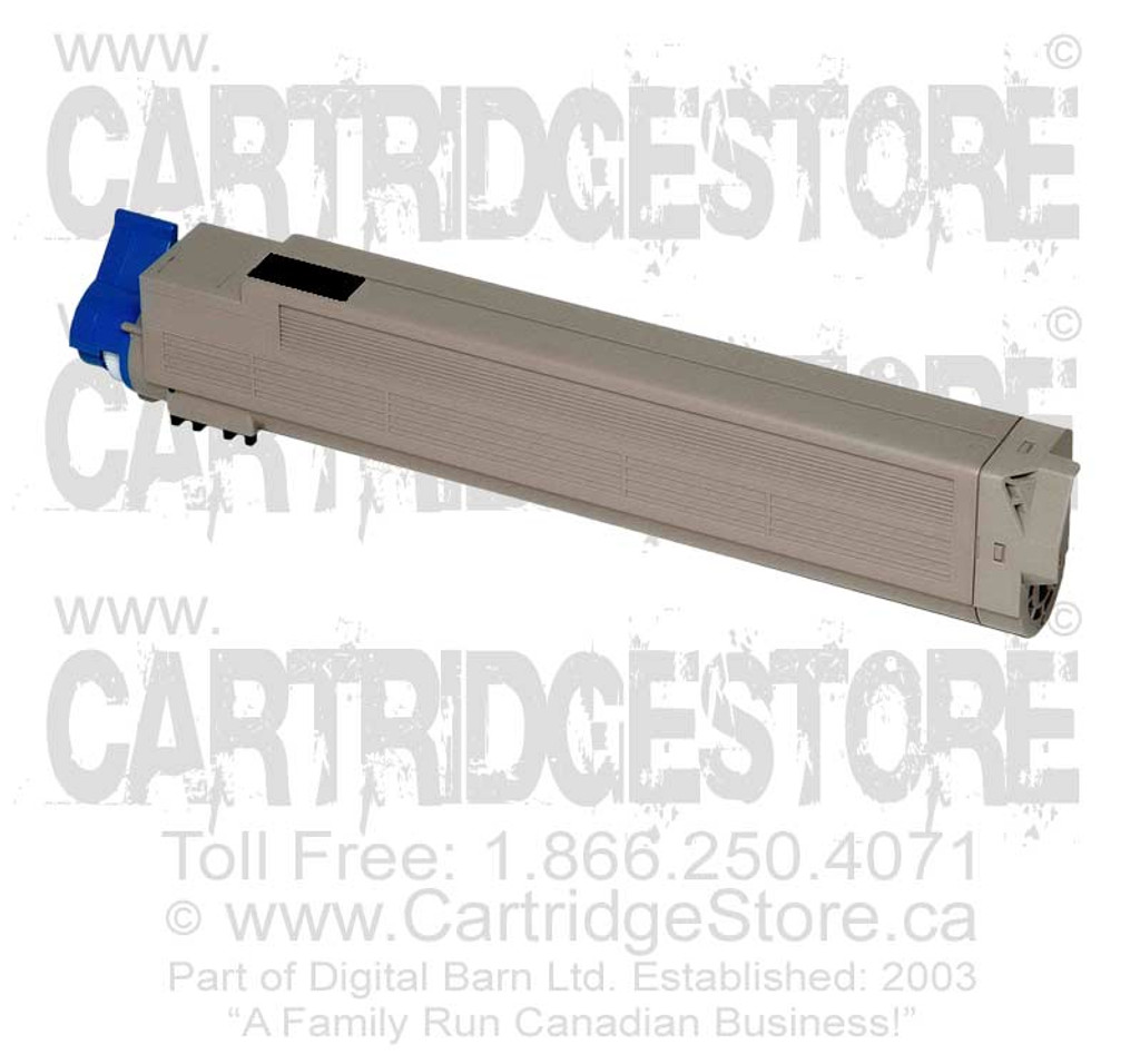 Compatible OKI-43459332 Toner Cartridge for C3300, C3400 Laser Printers