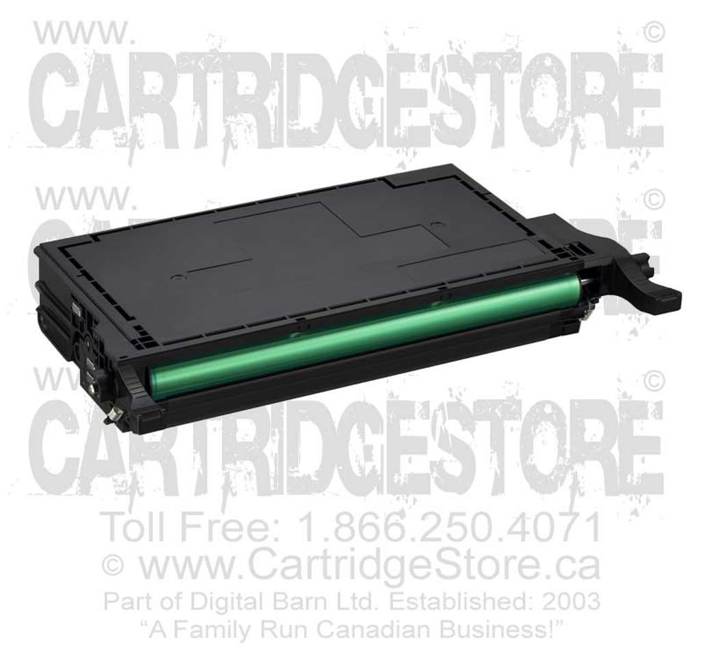 Compatible Samsung CLP-K600A Toner Cartridge