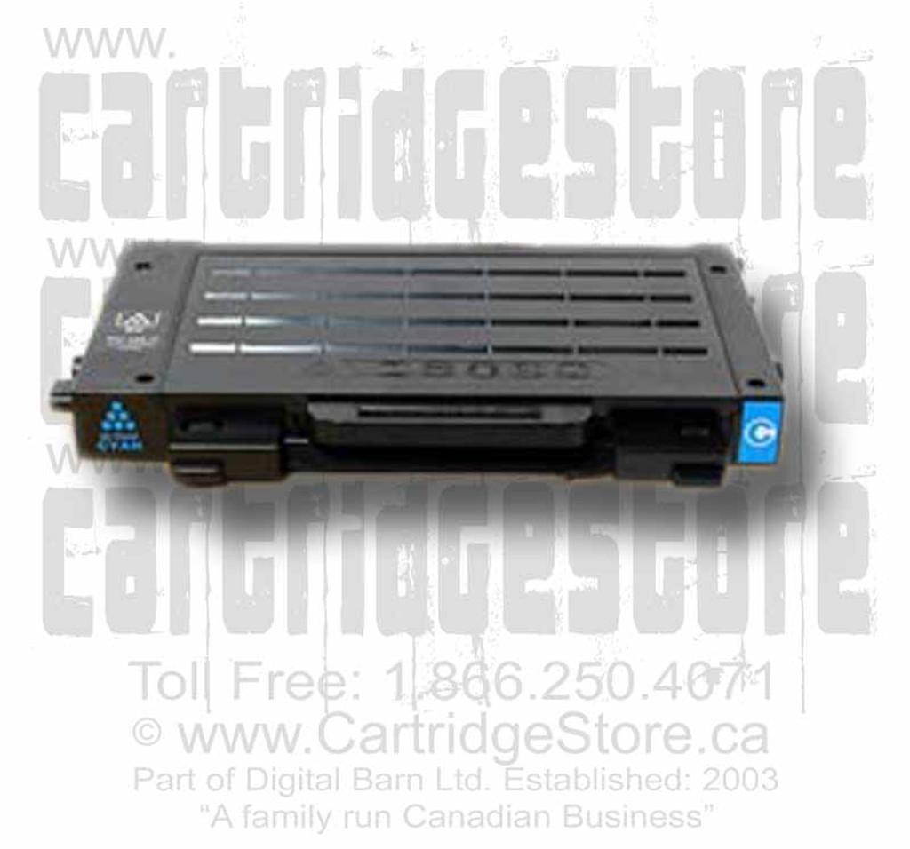 Compatible Samsung CLP500D5C Colour Toner Cartridge