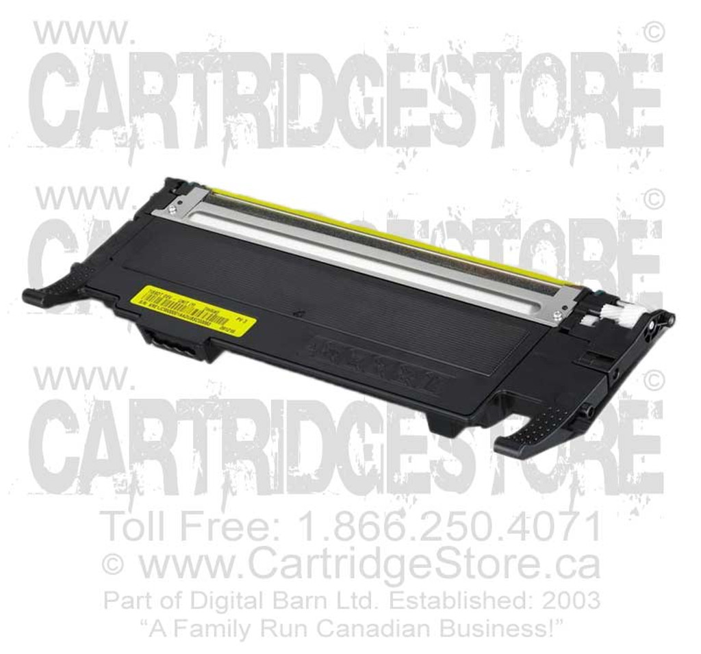 Compatible Samsung CLT-Y407S Yellow Toner Cartridge