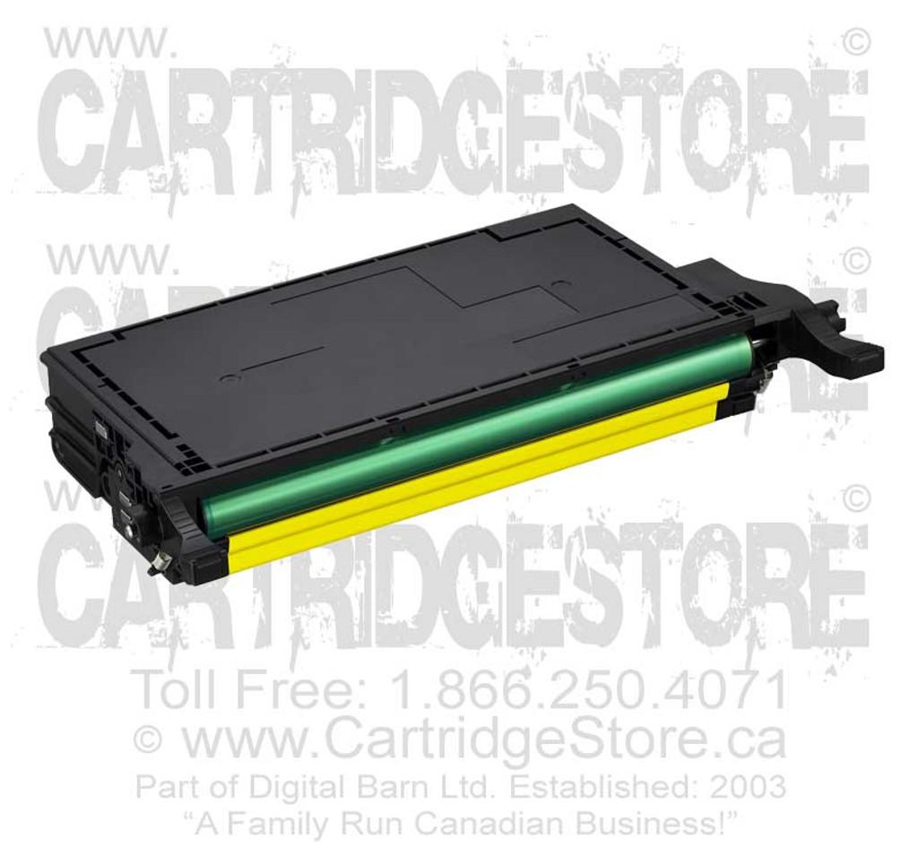 Samsung CLT-Y609S Yellow Laser Toner