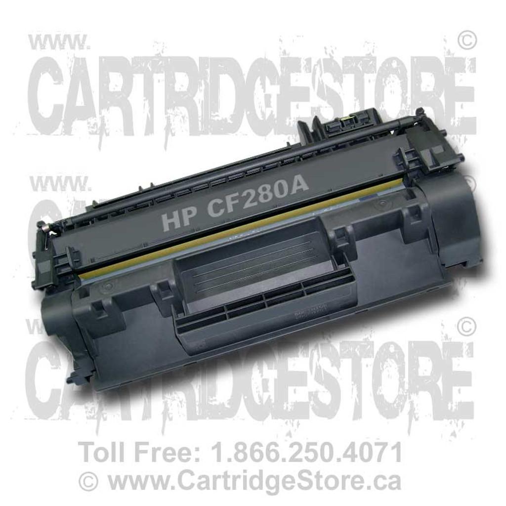HP CF280A Black Toner Cartridge HP 80A