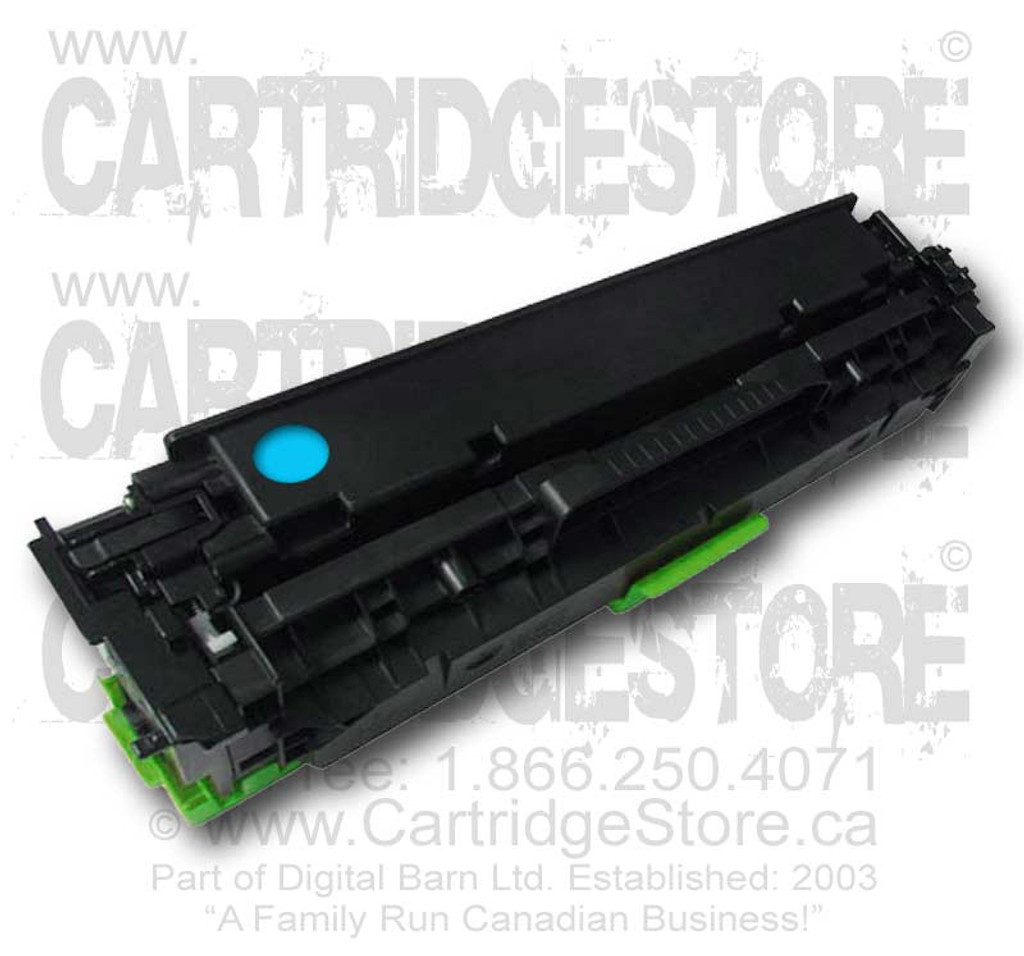 HP 312A (CF381A) Compatible Cyan Toner Cartridge