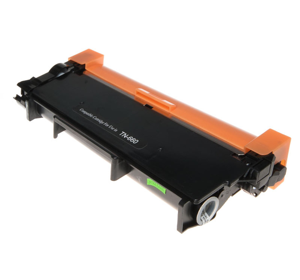 Brother TN660 Compatible Toner Cartridge