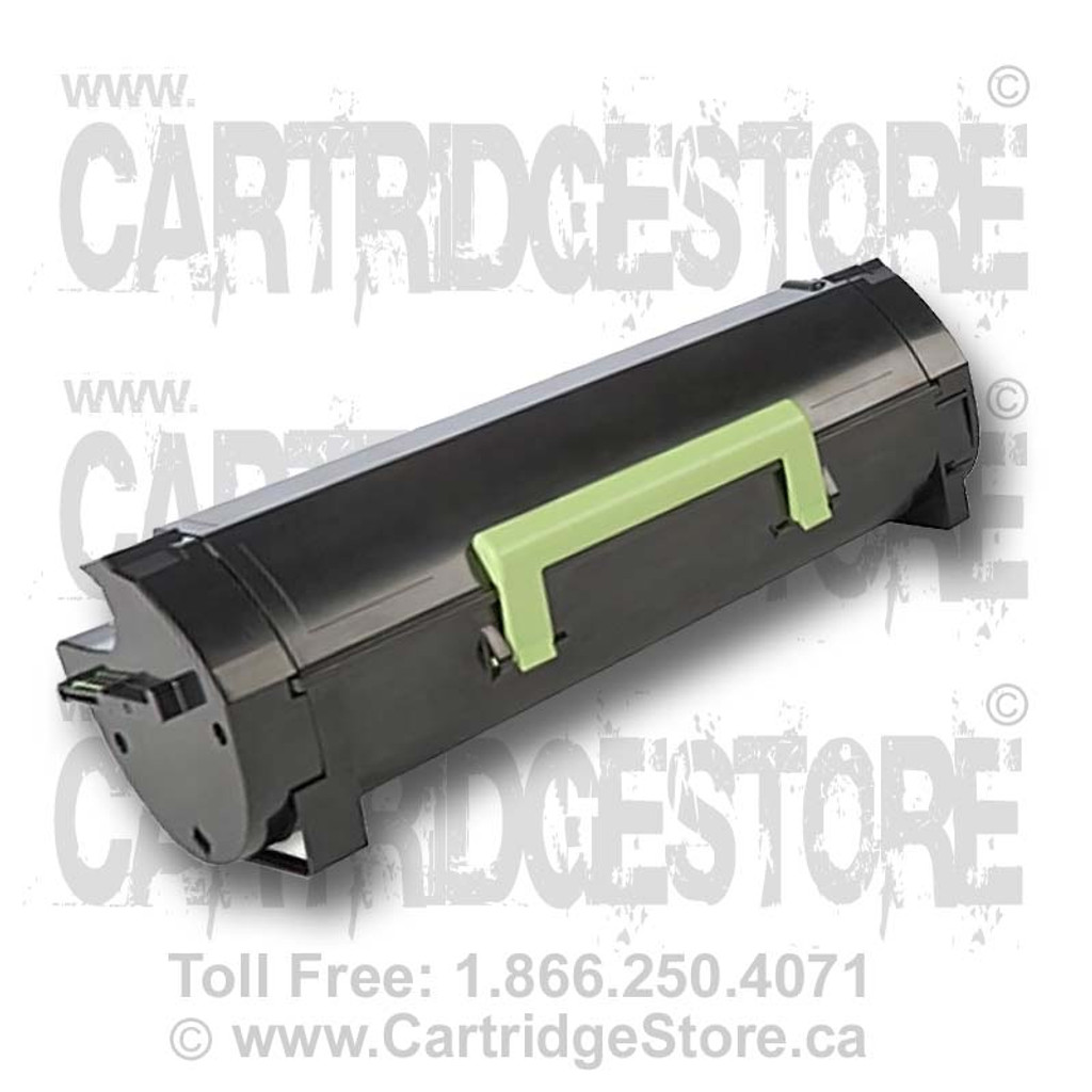 Lexmark MX511 (60F1H00) Black Remanufactured Toner Cartridge 601H