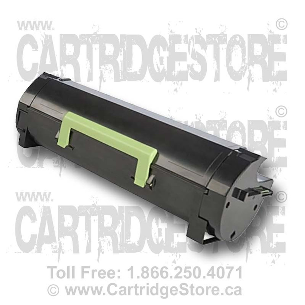 Lexmark MX510 Black Remanufactured Toner Cartridge 601H (60F1H00)