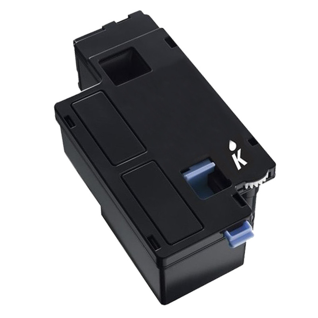 Compatible Alternative for Dell 1350cn Black Toner Cartridge