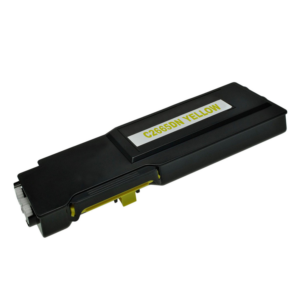 Dell C2665DN Yellow Toner Cartridge