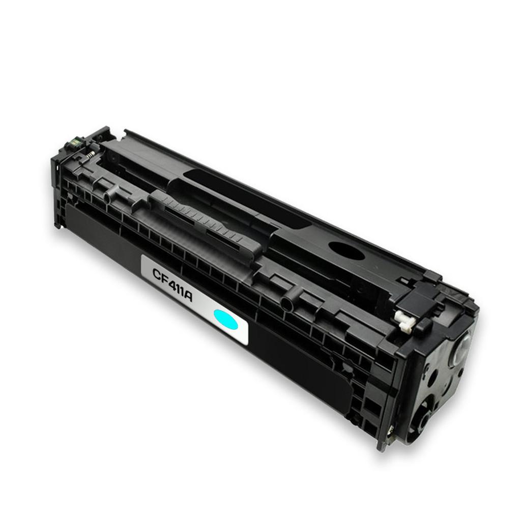 HP CF411A Cyan Toner Cartridge