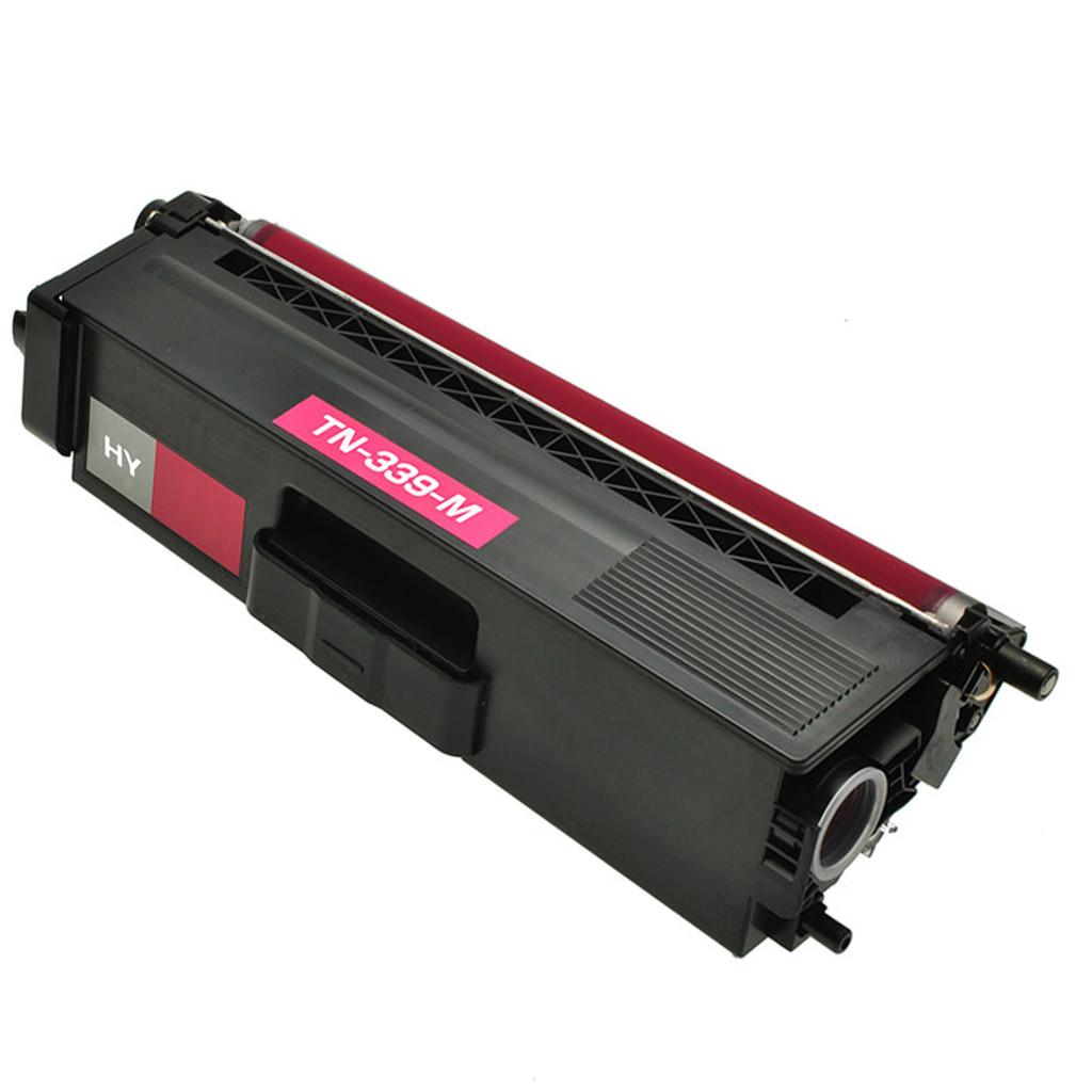 Brother TN339M Magenta Compatible Toner Cartridge