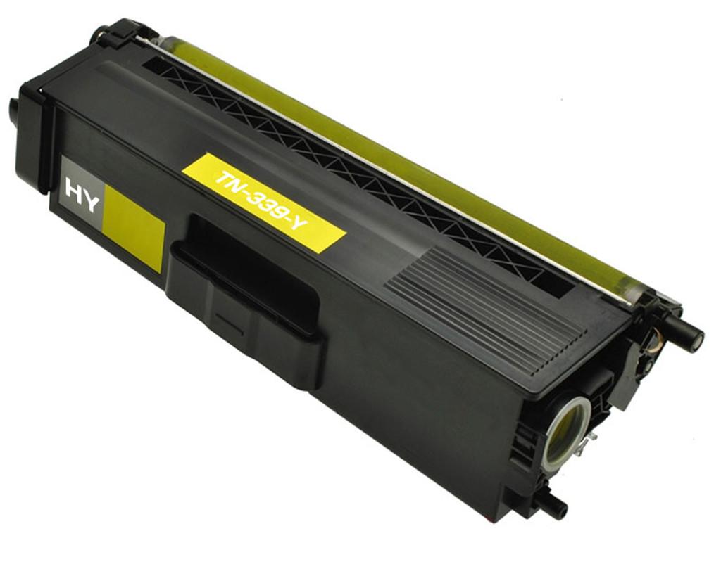 Brother TN339Y Compatible Toner Cartridge