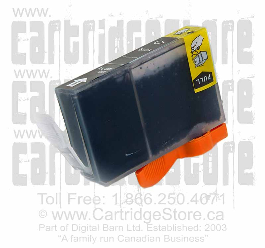 Compatible Canon BCI6BK Ink Cartridge