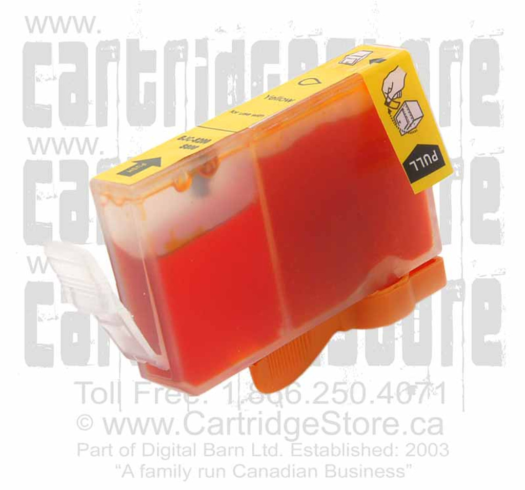 Compatible Canon BCI6Y Ink Cartridge