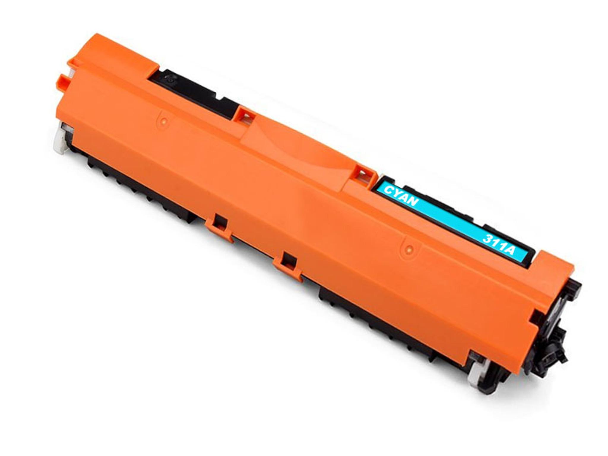 how to change printer cartridge hp laserjet cp1025nw