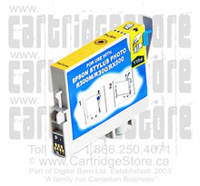 Remanufactured Epson T048420 Ink Cartridge