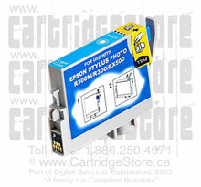Remanufactured Epson T048520 Ink Cartridge