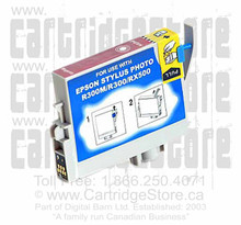 Remanufactured Epson T048620 Ink Cartridge