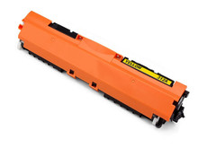 Compatible HP CE312A Yellow Toner