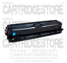 Compatible CE741A Toner for Laserjet HP CP5225, CP5225DN, CP5225N Printers