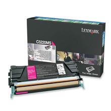 OEM Lexmark C522, C524, C530, C532 Magenta Toner Cartridge - C5220MS