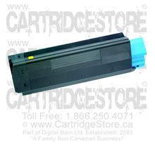 Compatible OKI 42127405 Toner for C3100, C3200, C5100, C5200 , Laser Printers